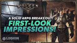 Wolcen First Impressions - Casual Friendly / Hardcore Worthy
