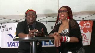 Gladys Cabarrus au Festival Kompa:/   zouk 2018