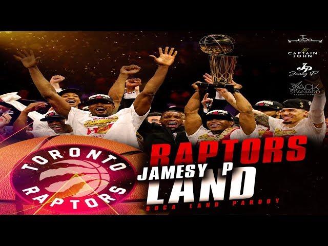 Jamesy P - Raptors Land