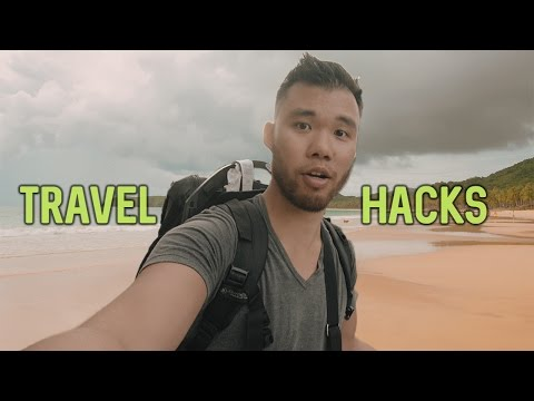 8 Travel Hacks You Should Know