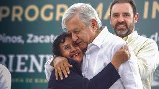 Programas Integrales de Bienestar, desde Pinos, Zacatecas thumbnail