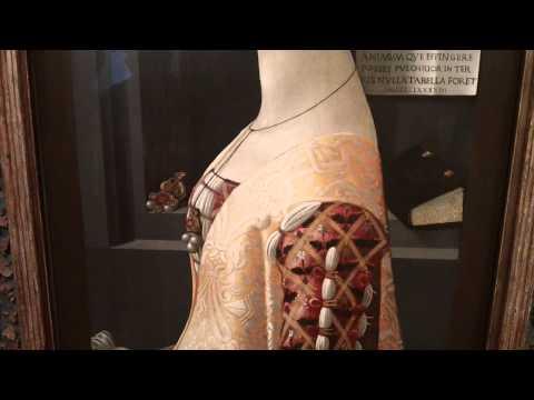 Giovanna Tornabuoni 1488 Domenico Ghirlandaio 1449-1494 Thyssen-Bornemisza Museum Madrid