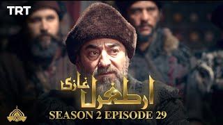 Ertugrul Ghazi Urdu  Episode 29 Season 2
