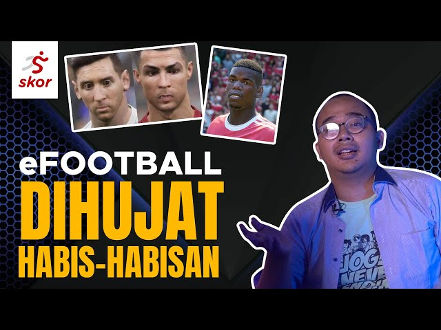 eFootball 2022 Kok Kaya Gini? Makin Kalah Jauh dari FIFA 22? | Lambe Gaming