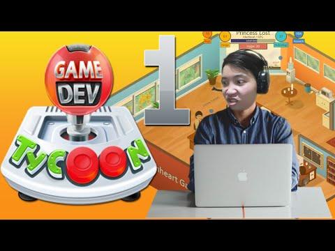 GAME DEV TYCOON #1 - CÁCH LÀM GAME BẠC TỶ !!!