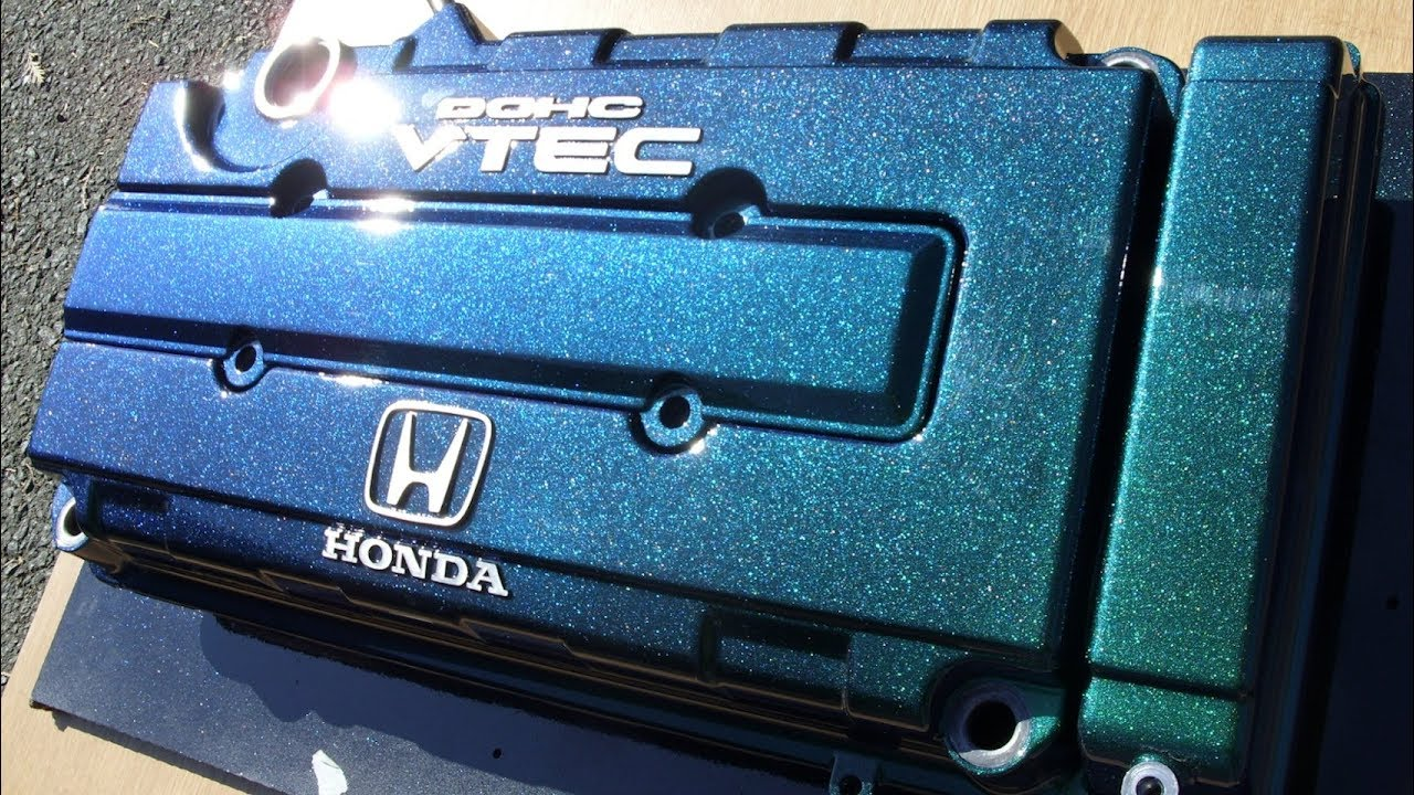 Spray Paint Honda Fit