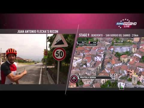 Giro d'Italia 2015 Full HD 1080p | Full Stage 9