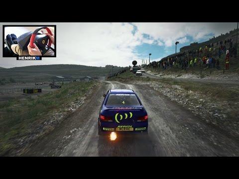 Subaru Impreza 1995 (DiRT Rally)