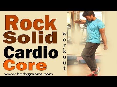 Weight Loss Cardio Abs Exercises 2  Hyderabad