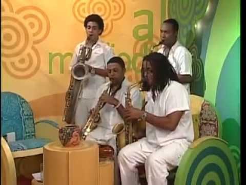 Magic sax from Cuba