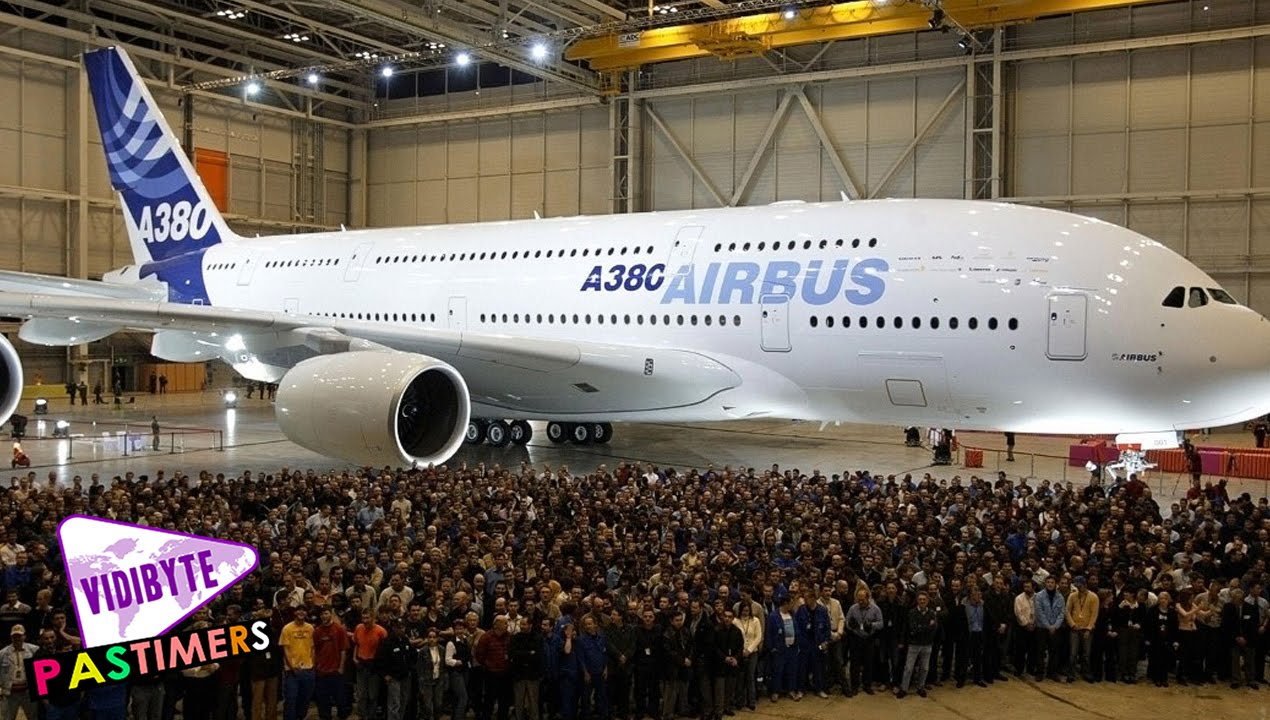 What is the largest passenger plane in the world 92