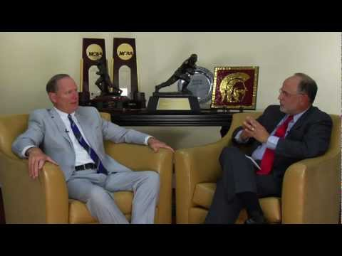 A Conversation on Athletics Fundraising with Al Checcio and Pat Haden