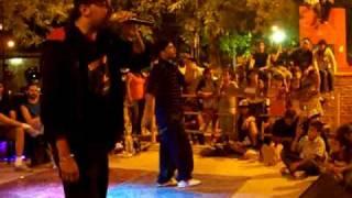 Babylon Mustafa Yoda- La Calera Hip Hop 2010
