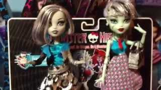 Monster High Frankie Stein Deluxe Fashion Pack Review