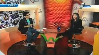 Download Hindi Video Songs - drama hamsafar OST sung by Quratulain Baloch (QB) live @ show 2012