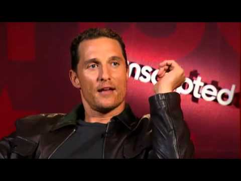 Unscripted with Matthew McConaughey and Kate Hudson