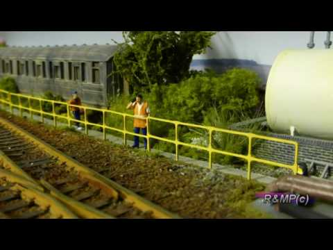 Building a Model Railway – New Scenic Items