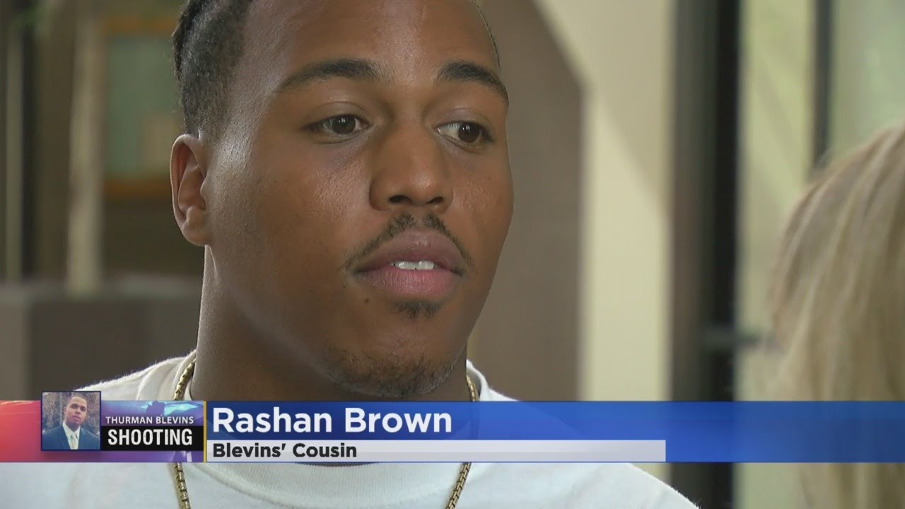 'He Begged For His Life': Relatives Say Thurman Blevins Wasn't A Threat