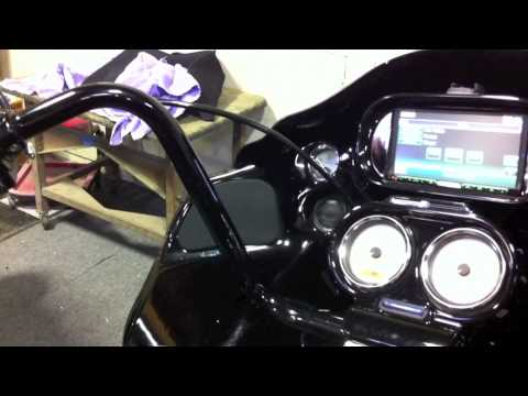 hqdefault Harley Amplifier Wiring Harness on