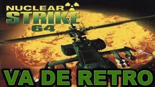 Nuclear Strike 64   GAMEPLAY