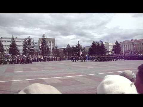 9 мая 2010 город Улан Удэ