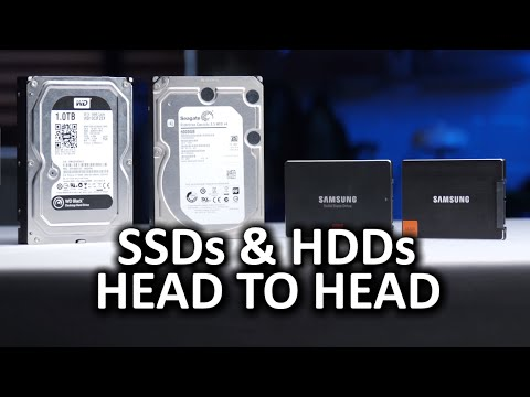 Old vs New Storage Drives - SSD & HDD All-out Slugfest!