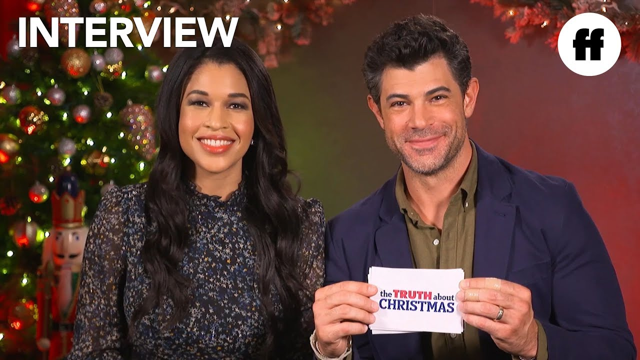 This Christmas Cast.Cast Interview Holiday Lies The Truth About Christmas 25 Days Of Christmas