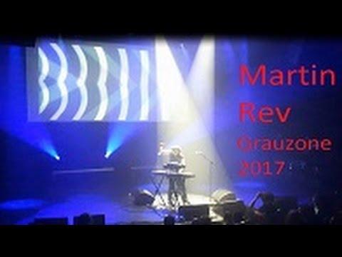 Martin Rev Live (Pt. 2) @ Grauzone Den Haag – Netherlands 2017