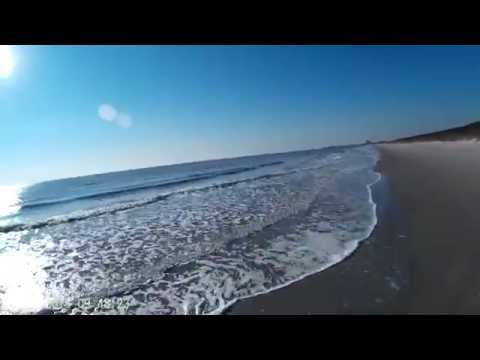 Quadcopter flying around Myrtle Beach area