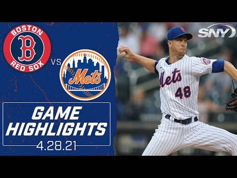 DeGrom K's 9 but slumping Mets offense manages just 2 hits in loss