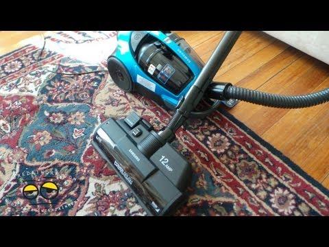 The Weekender- Samsung Twin Chamber Bagless Vacuum