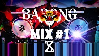 Barong Family Mix #1 | Numark Mixtrack Pro3 [Yellow Claw, Cesqeaux, The Galaxy, Wiwek]