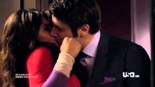 Ben and Kate Kiss