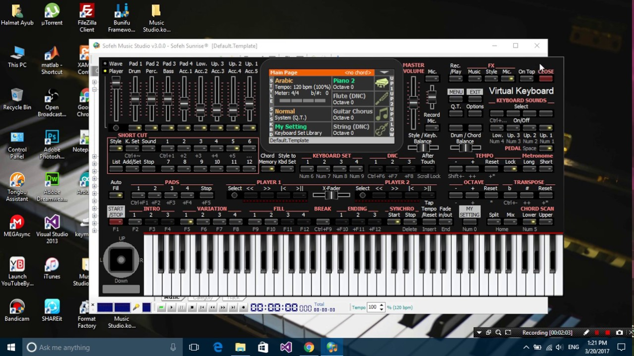 😍 Desktop piano keyboard download | Virtual Piano Online Keyboard