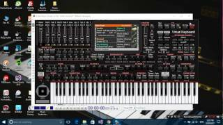 Gambar cover How to download Korg pa4x for computer