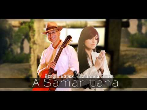 Fernanda Brum e Sérgio Lopes - A Samaritana - 1996