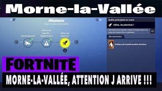 ENFIN A MORNE-LA-VALLEE - FORTNITE SAUVER THE WORLD