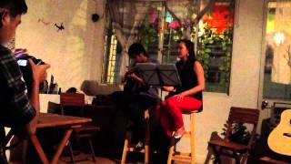 Có nhau trọn đời - Amanda Nguyencong (acoustic cover)