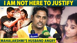 SHOCKING: I Will Never Talk About Mahalakshmi | Anil's Open Statement | Jayashree Issue| LittleTalks