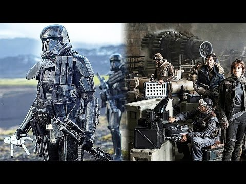 5 ROGUE ONE Easter Eggs You May Have...