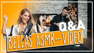 Mrs. Bellas ASMR Video...Q&A  | inscopelifestyle