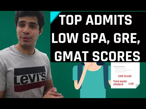 Low GPA/GRE/GMAT Scores? | They still made it to TOP Universities (Success Stories) || Yash Mittra