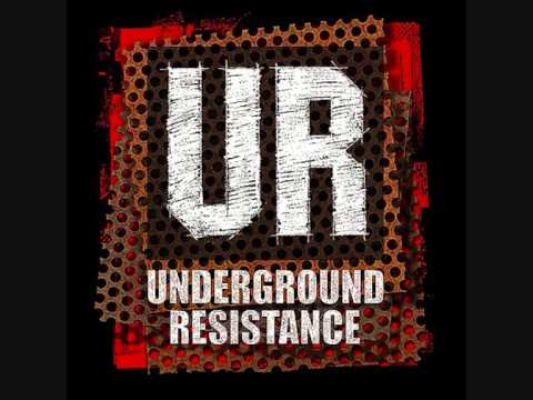 Underground Resistance   The Jaguar