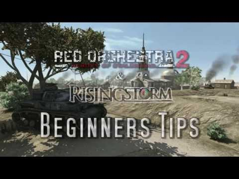 Red Orchestra 2 & Rising Storm Beginners Tips!