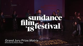 2018 Sundance Film Festival Shorts Awards