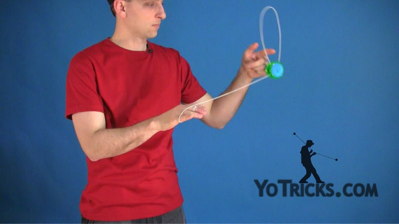 Learn how to do the Suicide Yoyo Trick (aka Hot Potato ...