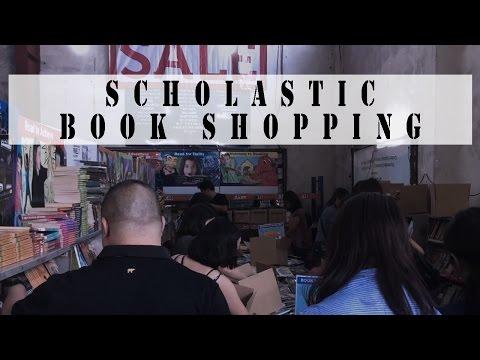 SCHOLASTIC WAREHOUSE SALE 2017