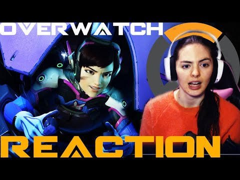 "OVERWATCH Short - ""Shooting Star"" Reaction!"