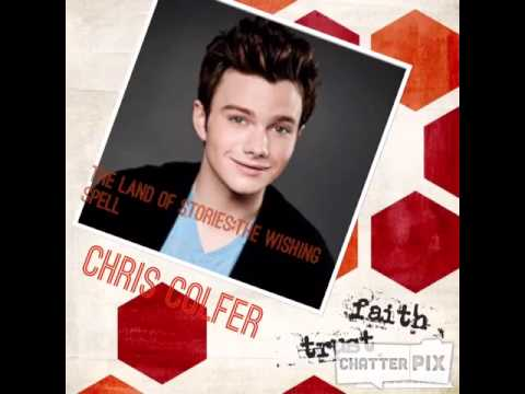 Wehiwa: Chris Colfer