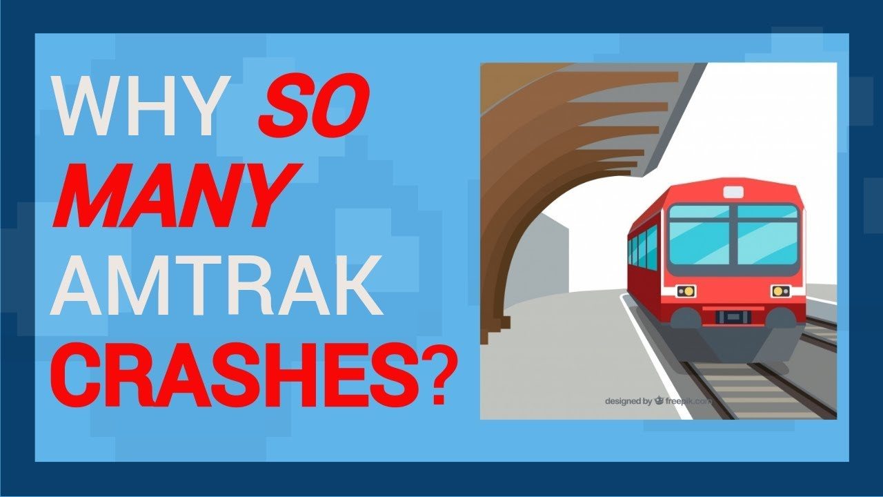 WHY so many AMTRAK Derailments?!?!
